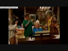 Golden Girls- Not the most manly show but a theme song thats always stuck