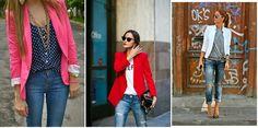 Cómo llevar jeans a la oficina y lucir con mucho estilo