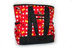Weekend / Diaper Bag by SewJoyfulShop on Etsy
