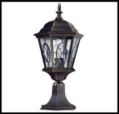 8 best outdoor lighting images on pinterest outdoor lamp posts outdoor post light fixtures new 1 light mission outdoor post lamp lighting fixture with brush aloadofball Choice Image