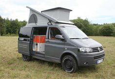 Volkswagen T5 Rockton Expedition