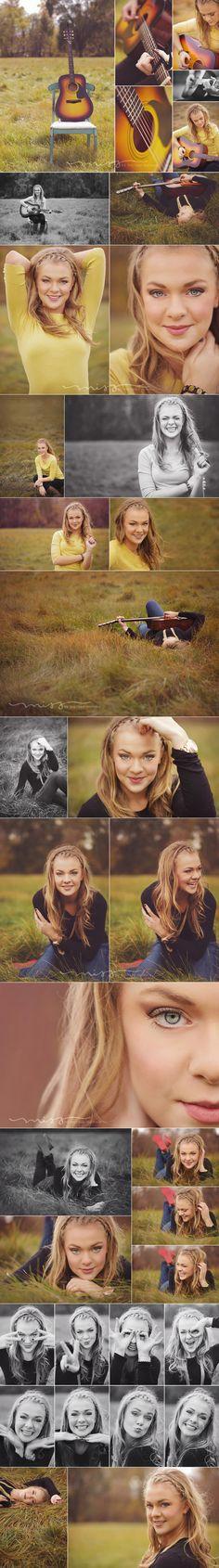 Saginaw Michigan Senior Photographer | Rachel Class of 2014 » Miss by Marissa