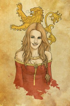 Cersei Lannister by GimmeSky