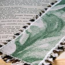 Image result for tweed bookmark