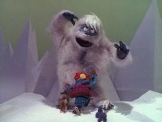 The Abonimable Snowman