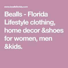 Bealls - Florida Lifestyle clothing, home decor &shoes for women, men &kids.