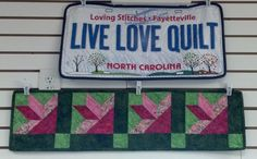 Row by Row Experience | abyquilts