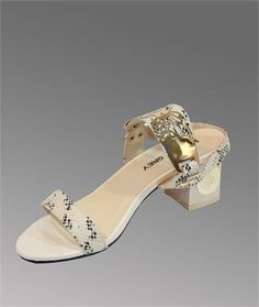 8e58e7cbd41f Block  heel  sandals with butterfly fitting Heeled Sandals