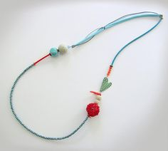 necklace - Xanthippe Tsalimi