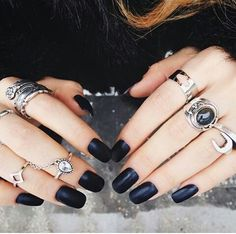 Beautiful dark Victorian/boho style jewelry.  Me wants.
