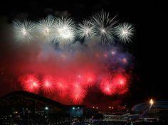 Церемония открытия Олимпийских игр в Сочи 2014, заключение