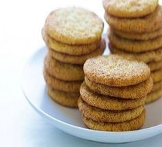 Heart-Healthy Snickerdoodles-is a delicious and quick (23 Minute) recipe which is also a generally healthy, low calories, low fat, low cholesterol, low sodium, low carbohydrates, heart-healthy and Weight Watchers friendly recipe. A great option for Christmas, Thanksgiving and Easter holidays or anytime. Makes 36 cookies.