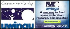 Earn Uwingu credit through your blog!   We are looking for more creative ways to spread the word about Uwingu and naming exoplanets.  With your help we would love to reach more people, watch the new names roll in, and feel good about supporting more space research and education projects!