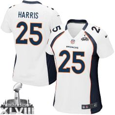 Chris Harris Elite Jersey-80%OFF Nike Chris Harris Elite Jersey at Broncos Shop. (Elite Nike Women's Chris Harris White Super Bowl XLVIII Jersey) Denver Broncos Road #25 NFL Easy Returns.