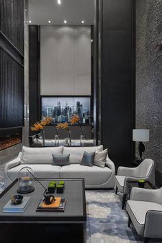 上海绿地海珀玉晖售楼处 · 苏州河畔,古韵新生 | 集艾设计 5945535