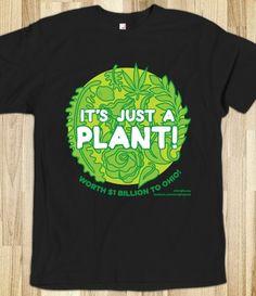 It's Just a Plant! (dark)