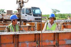 Angola Power Plant HIMOINSA en construcción por Arquitania Business.