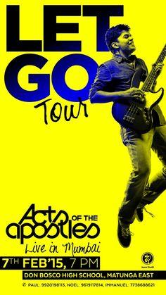 Book passes here: http://tinyurl.com/letgo2015  #mumbai #music #concert #live #enjoy #happy #moments #life #youth