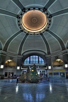 Winnipeg train station