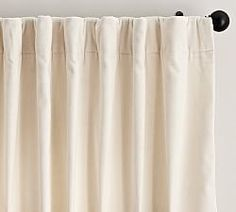 Curtain And Drape Collections | Pottery Barn