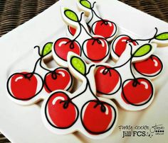 Cherries by Jill FCS
