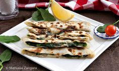 Spinach+and+Feta+Gozleme