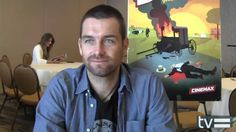 Antony Starr Interview - Banshee Season 3