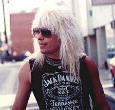 Vince Neil~Singer of Motley Crue Hair Metal Bands, 80s Hair Bands, Metal Hair, Girls Girls Girls, Glam Metal, Tommy Lee, Nikki Sixx, Glam Rock, Bon Jovi