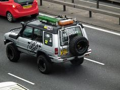 Land Rover Discovery | 1992 Land Rover Discovery TD | kenjonbro | Flickr Land Rover Discovery 1, Discovery 2, Discovery Channel, Land Rover Camping, Land Rover Off Road, Range Rover Evoque, Range Rovers, Landrover Camper, Adventure 4x4