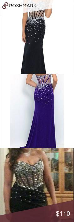 Prom dress Purple $130 Dresses Prom