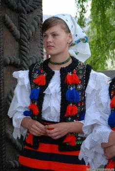 Maramures traditional costume. Discover one Europe's best kept secrets with Romania's Friends