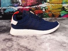NMD R2 Navy / Size 40 - 41 - 42