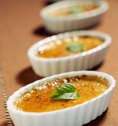 mini crèmes brûlées au foie gras                                                                                                                                                                                 Plus