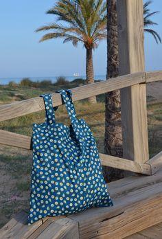 #totebag #bolso #bolsadetela #textil #telas #costura #handmade  #madeinspain #madewithlove #hanami #Image of Totebags