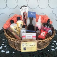 It's not too late to win this coveted basket of swag! Full of Bumble and bumble. products jane iredale makeup Bridgewater Candle Company candles a Wet Brush and more!  All you have to do is check-in on Facebook at your next visit!!!! #win #winner #buffalosalon #contest