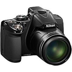 Nikon COOLPIX 26464 P530 16.1 Megapixels Digital Camera - 42x Optical/4x Digital Zoom - 3.0-inch LCD Display - 4.3-180 mm Lens - Black