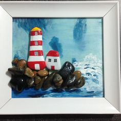 #lighthouse #handmade #frame                                                                                                                                                                                 More