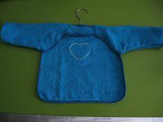 Lovelylinde: slab met mouwen/ bip with sleeves