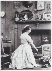 Victorian House Maid