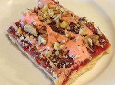 Yum... I'd Pinch That! | Maraschino Cherry Bars #recipe #justapinch