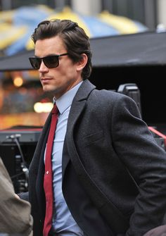 Sexy Matt Bomer for his birthday!
