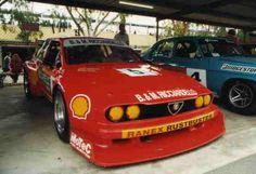GTV6 race car