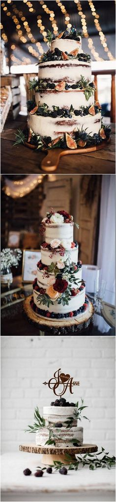 trending fall wedding cakes for 2019 brides 7 Gâteau de Mariage d'automne 25 Trending Delicious Fall Wedding Cakes for 2019 Succulent Wedding Cakes, Succulent Bouquet, Fall Wedding Cakes, Wedding Cake Designs, Wedding Desserts, Wedding Themes, Summer Wedding, Wedding Favors, Dream Wedding
