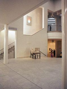 073_Städtisches Museum Abteiberg / 1980 - 1989 / Chronologisch / Architektur / Home - HANS HOLLEIN.COM