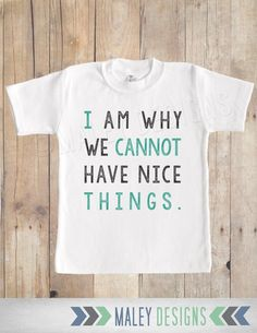 Details about Transfer Print Shirt T Shirt Sweatshirt Child is Pee show original title