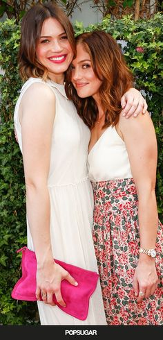 15 Times Mandy Moore and Minka Kelly Were Practically Sisters