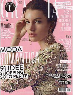 Grazia cover June2014