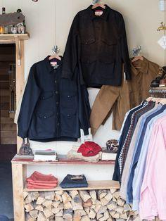 Berkeley Supply: Flourishing Menswear Shop Focuses on American-made Product