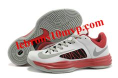 3998c1218dc8 Nike Lunar Hyperdunk X Low 2012 WhiteBlackRed Basketball Shoes For Men