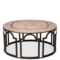 Riverside Furniture Estelle Round Coffee Table & Reviews | Wayfair